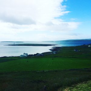 Away in Orkney