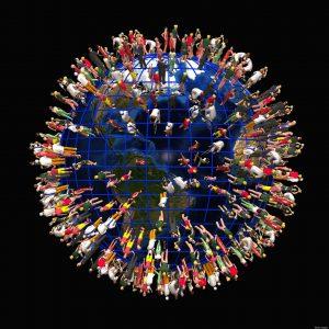like minded global community